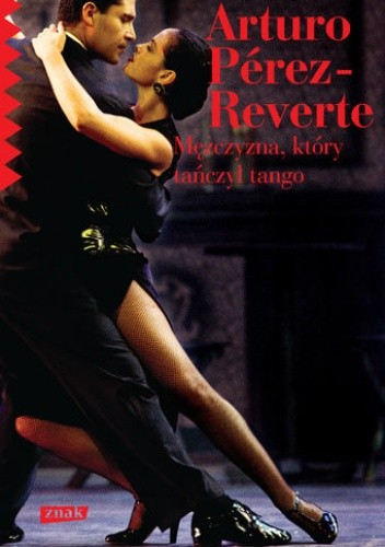 Okładka książki Mężczyzna, który tańczył tango