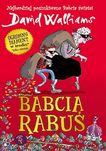 Okładka książki Babcia Rabuś