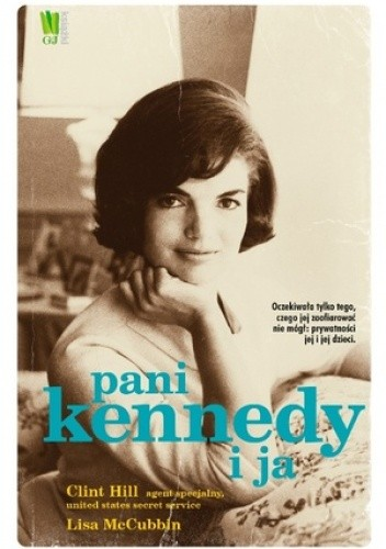 Okładka książki Pani Kennedy i ja