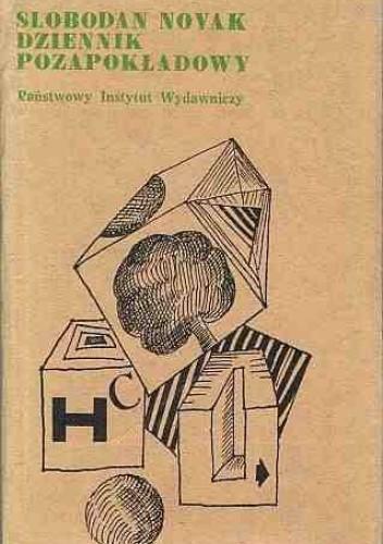 Okładka książki Dziennik pozapokładowy