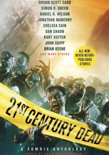 Okładka książki 21st Century Dead