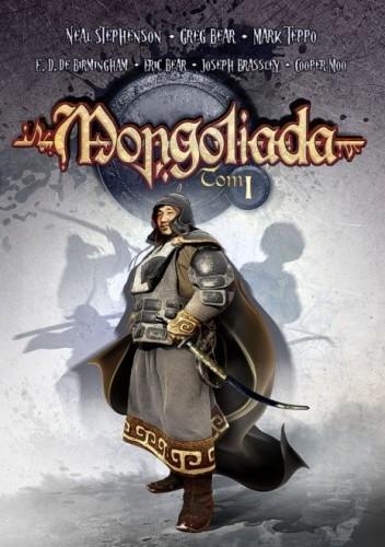 Okładka książki Mongoliada, tom 1