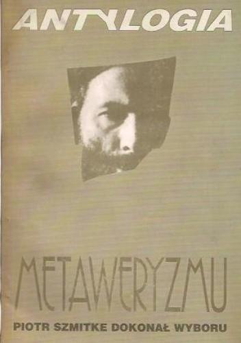 Okładka książki Antylogia metaweryzmu