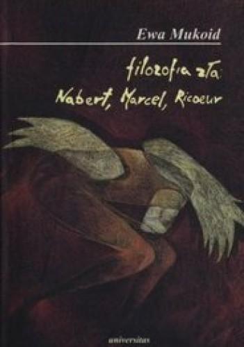 Okładka książki Filozofia zła: Nabert, Marcel, Ricoeur