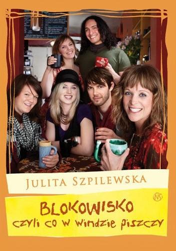 Okładka książki Blokowisko czyli co w windzie piszczy