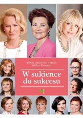 Okładka książki W sukience do sukcesu