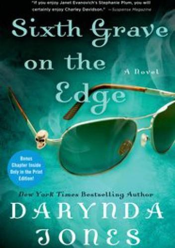 Okładka książki Sixth Grave on the Edge