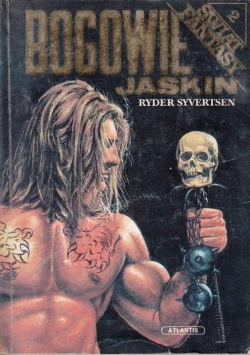 Okładka książki Bogowie Jaskiń