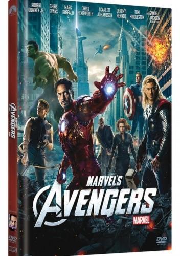 Okładka książki Avengers