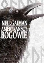Okładka książki Amerykańscy bogowie
