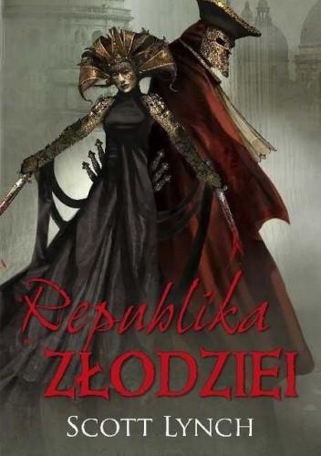 Okładka książki Republika złodziei