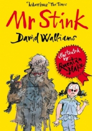 Okładka książki Mr Stink