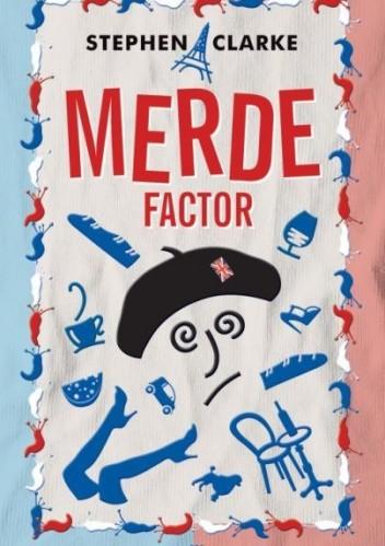 Okładka książki Merde factor
