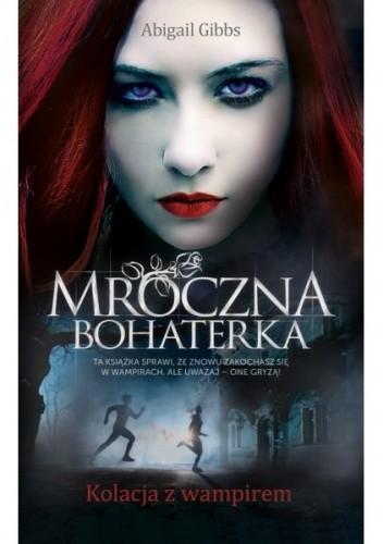 Okładka książki Kolacja z wampirem