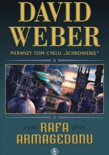Okładka książki Rafa Armagedonu