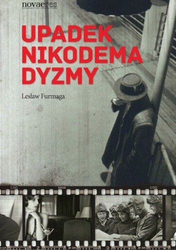 Okładka książki Upadek Nikodema Dyzmy