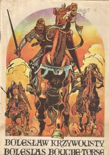 Okładka książki Bolesław Krzywousty