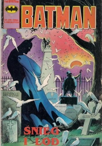 Okładka książki Batman 2/1991