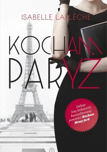 Okładka książki Kocham Paryż