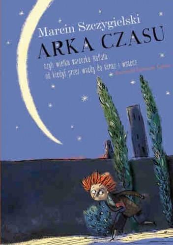 Okładka książki Arka czasu