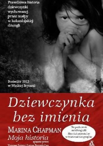 Okładka książki Dziewczynka bez imienia