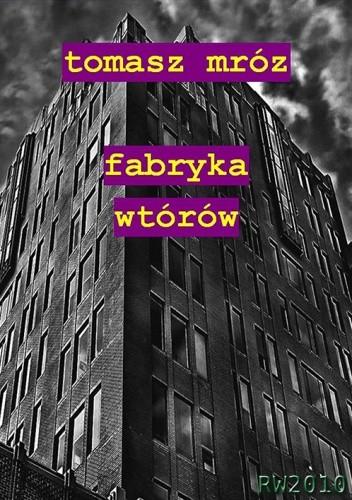 Okładka książki Fabryka wtórów