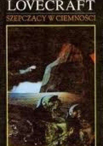 Okładka książki Szepczący w ciemności