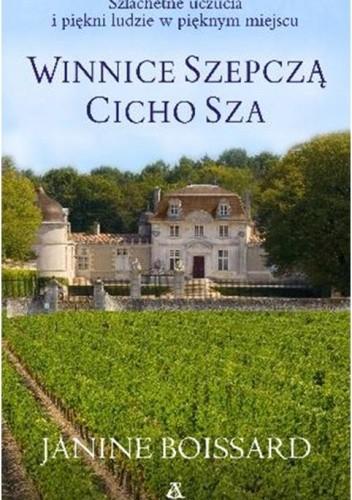 Okładka książki Winnice szepczą cicho sza