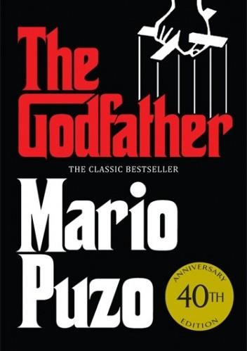 Okładka książki The Godfather
