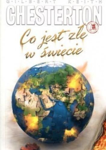 Okładka książki Co jest złe w świecie