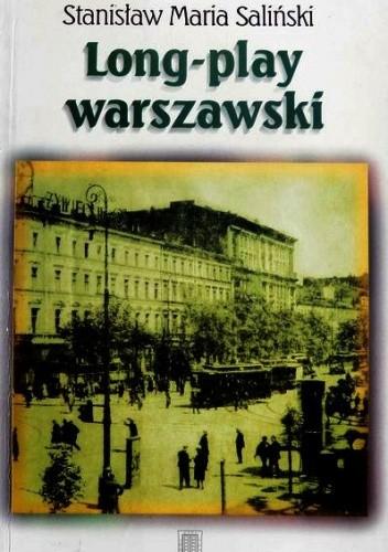 Okładka książki Long-play warszawski