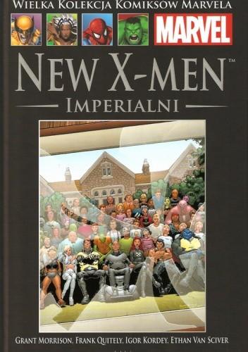 Okładka książki New X-Men: Imperialni