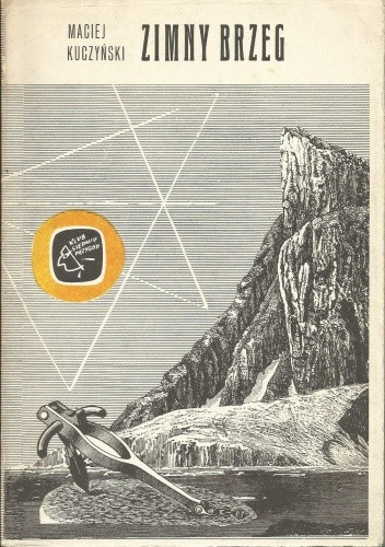 Okładka książki Zimny brzeg