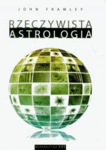 Okładka książki Rzeczywista Astrologia