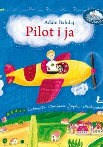 Okładka książki Pilot i ja