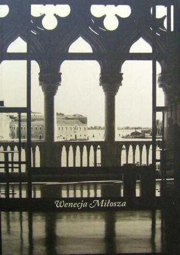 Okładka książki Wenecja Miłosza
