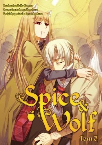 Okładka książki Spice & Wolf 3