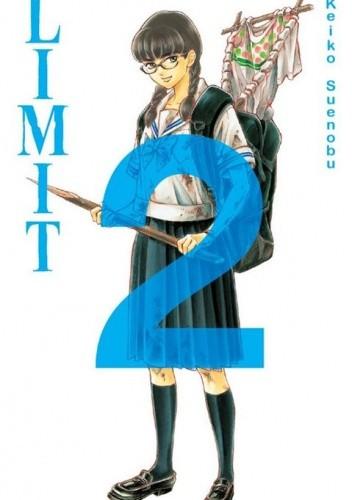 Okładka książki Limit tom 2