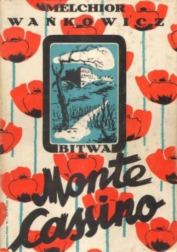Okładka książki Bitwa o Monte Cassino T.1 - 3