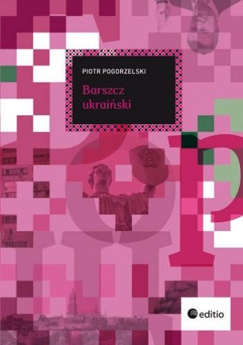 Okładka książki Barszcz ukraiński