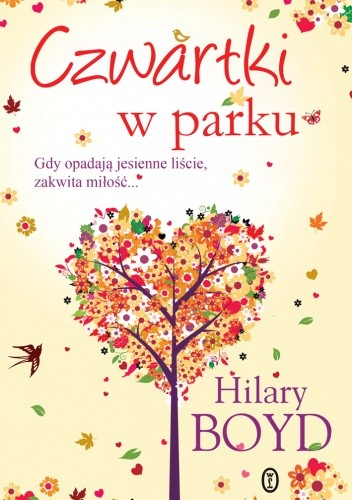 Okładka książki Czwartki w parku