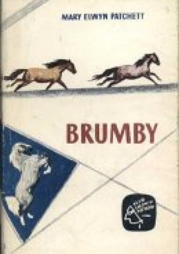 Okładka książki Brumby