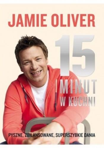 Okładka książki 15 minut w kuchni