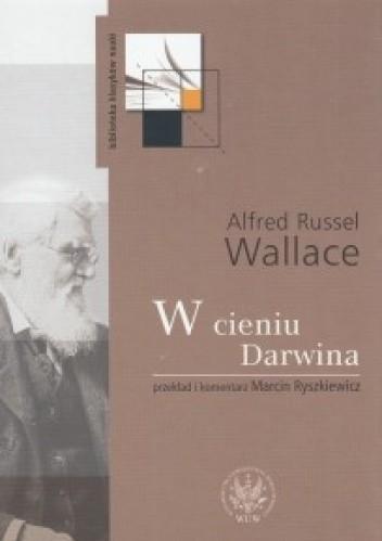Okładka książki W cieniu Darwina