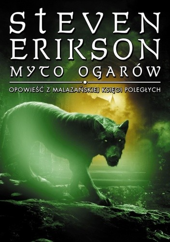 Okładka książki Myto ogarów