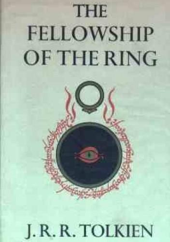Okładka książki The Fellowship of the Ring