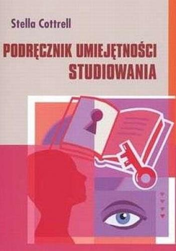 Okładka książki Podręcznik umiejętności studiowania