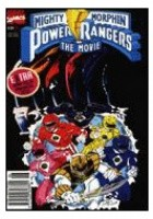 Power Rangers 6/1998