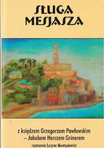 Okładka książki Sługa Mesjasza