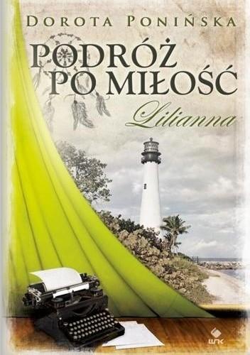 Okładka książki Lilianna